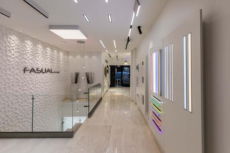 Fasual inaugure son Showroom Prestige