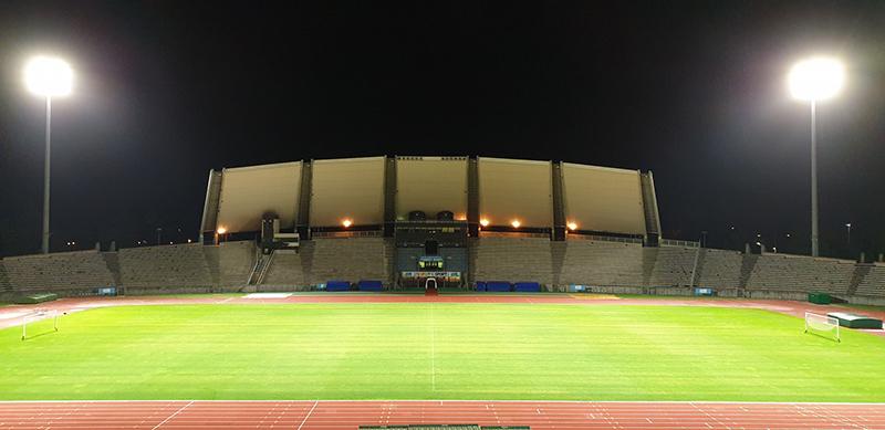 <CENTER>Stade Robert Bobin - Bondoufle</CENTER>