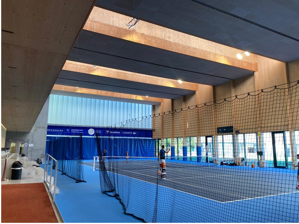 <CENTER>Complexe Sportif LE GALLO à BOULOGNE</CENTER>